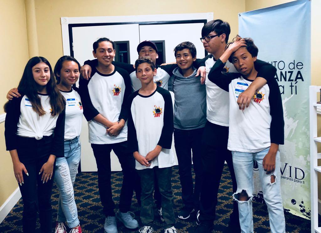 TNT group 1